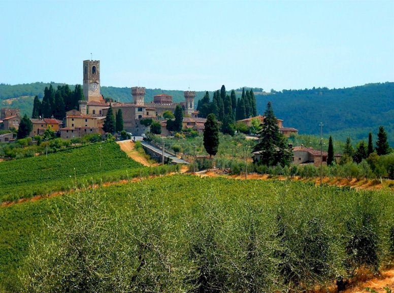 places to visit in Tuscany with a personal driver guide