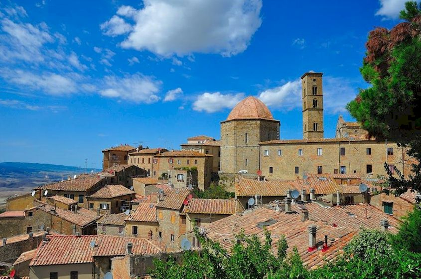 Destination ideas for your personal tour of Tuscany.